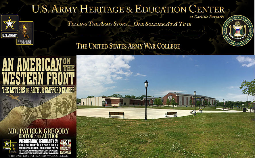 US Army Heritage & Education Center, Carlisle, PA – An American On